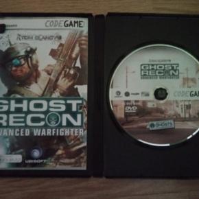 Tom Clancys Ghost Recon Advanced Warfighter. Para pc,