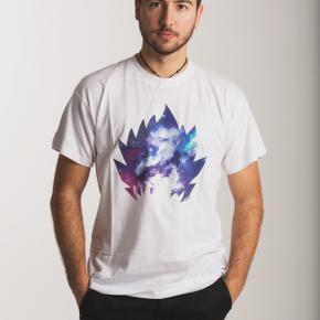 Camiseta Dragon Ball Super Color: Blanco Talla: M