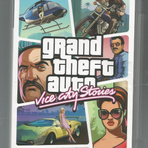 Grand Theft Auto: Vice City Stories (PAL)