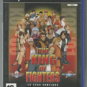 The King of Fighters 2000-2001 (PAL)!
