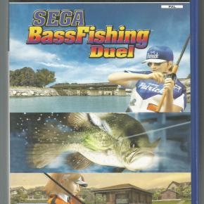 Sega Bass Fishing Duel (PAL)*