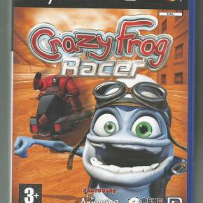 Crazy Frog Racer (PAL)
