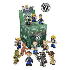 Fallout Minifiguras Mystery Minis