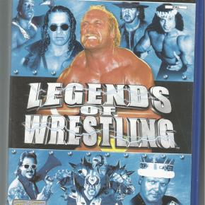 Legends of Wrestling (PAL)*
