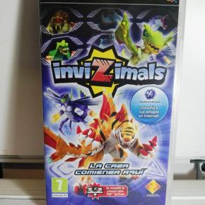 Invizimals (PAL)
