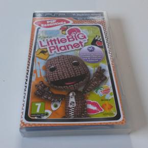 Juego PsP - Little Big Planet - Pal España
