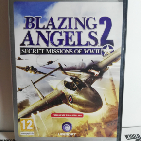 Blazing Angels 2 Secret Missions of WWII (PAL)!