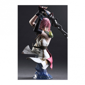 Final Fantasy XIII Static Arts Busto Lightning