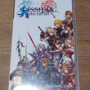 Dissidia Final Fantasy PSP ESP