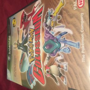 Pokémon Colosseum. Nintendo Gamecube