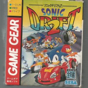 Sonic Drift 2 (JAP)*