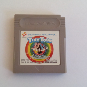 GAMEBOY TINY TOON ADVENTURES
