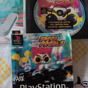 Speed Freaks PS1