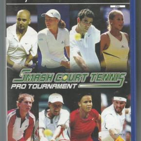 Smash Court Tennis Pro Tournament (PAL)*
