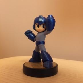 Amiibo Smash MegaMan (Colección Super Smash Bros)