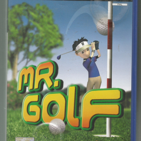 Mr. Golf (PAL)*