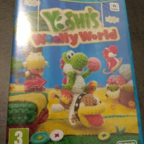 Yoshi's Woolly World PAL ESP Nuevo!