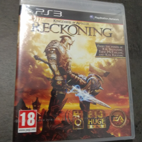 ADVENTURE KINGDOMS OF AMALUR RECKONING PAL ESP PS3 Nuevo