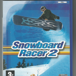 Snowboard Racer 2 (PAL)*