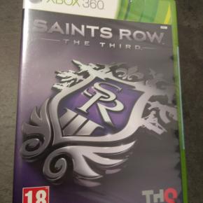 Saints Row The Third PAL ESP Nuevo