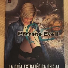 Parasite Eve II Guía Completa Oficial, Piggyback