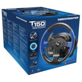 Volante Thrustmaster T150 para PC, PS3 y PS4