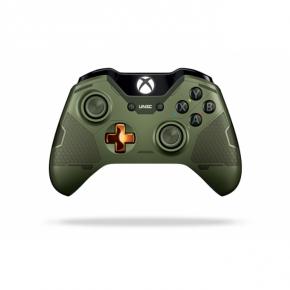 Mando Inalámbrico Xbox One Jefe Maestro de Halo 5: Guardians Edición Limitada