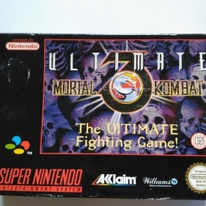 Mortal Kombat Ultimate 3