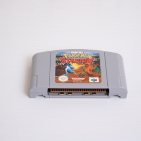 Pokemon Stadium N64 pal esp