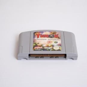 Turok Rage Wars N64 Esp