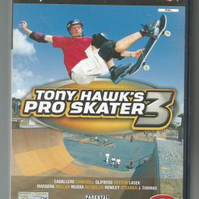 Tony Hawk's Pro Skater 3 (PAL)/