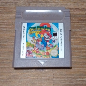 Super Mario Land 2 Pal esp GB