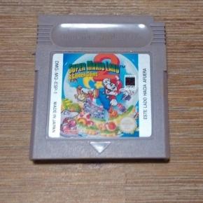 Super Mario Land 2 Pal esp GB
