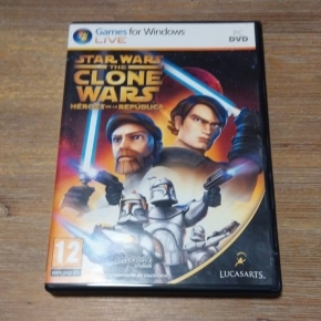 Star Wars The Clone Wars Héroes de la República PC Esp