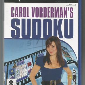 Carol Vorderman's Sudoku (PAL)/