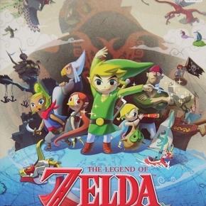 Zelda the windwaker