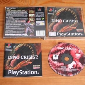Dino Crisis 2 Pal Esp