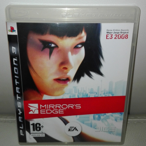 MIRROR'S EDGE PAL ESPAÑA PLAYSTATION 3 PLAY PS3 EA DICE PARKOUR PLATAFORMAS PRIMERA PERSONA MIRRORS MIRROR
