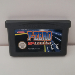 JUEGO F-ZERO GP LEGEND CARTUCHO NINTENDO GAME BOY ADVANCE