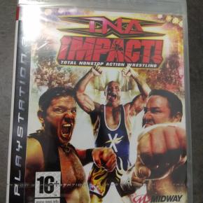 TNA IMPACT PAL ESP PS3 Nuevo