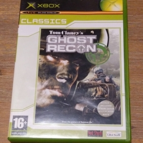 Tom Clancy's Ghost Recon Xbox IN