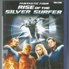 Fantastic Four: Rise of the Silver Surfer (PAL)-