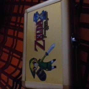 Caja del zelda phanton hourglass