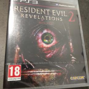 Resident Evil Revelations 2 PAL ESP PS3 Nuevo