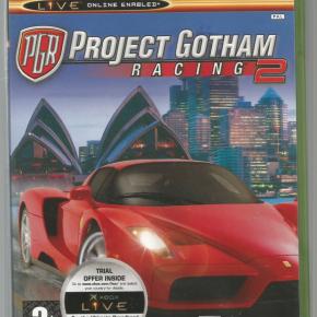 Prokect Gotham Racing 2 (PAL)/