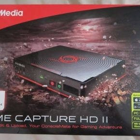 AVerMedia Game Capture HD II 2