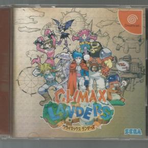 Climax Landers (JAP)*