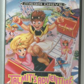 Talmit's Adventure (PAL)/