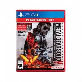 Metal Gear Solid V (PS4 Hits)