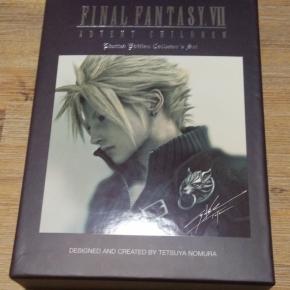 Final Fantasy VII Advent Children ed. limitada (Película)